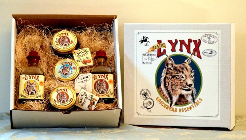 Rare Lynx Deluxe Gift Box