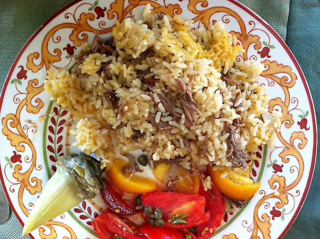 Duck Rice