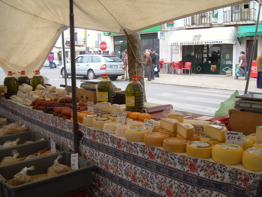 Oh the wonderful cheeses!